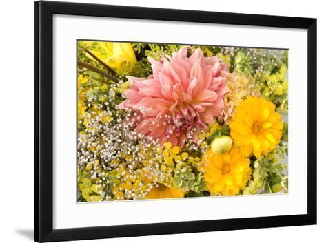 Summer Bouquet I-Maureen Love-Framed Art Print