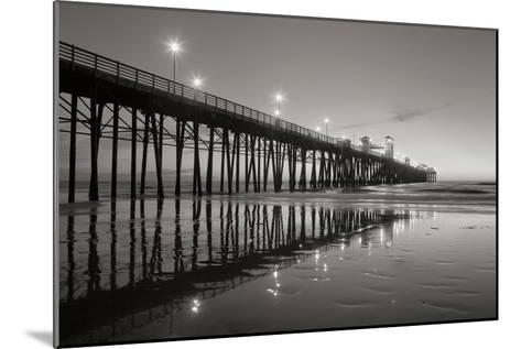 Pier Night 2-Lee Peterson-Mounted Photographic Print