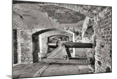 Civil War Fort II-George Johnson-Mounted Photographic Print