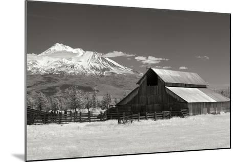Mt. Shasta I-George Johnson-Mounted Photographic Print