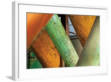Split Decision-Dana Styber-Framed Art Print