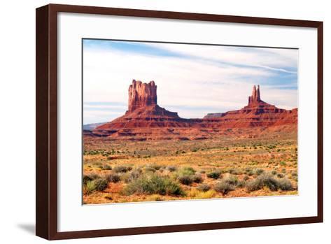 Navajo Country II-Douglas Taylor-Framed Art Print