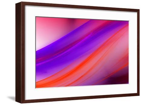 Flow II-Alan Hausenflock-Framed Art Print