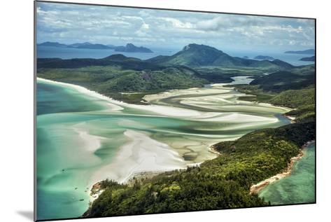 Whitsunday Island I-Larry Malvin-Mounted Photographic Print