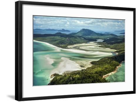 Whitsunday Island I-Larry Malvin-Framed Art Print