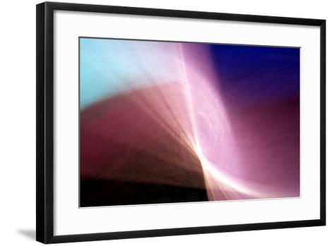 Under the Beam-Douglas Taylor-Framed Art Print