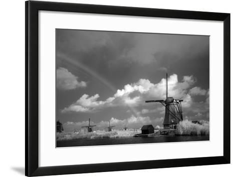 Windmill I-George Johnson-Framed Art Print
