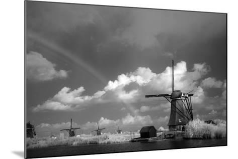 Windmill I-George Johnson-Mounted Photographic Print
