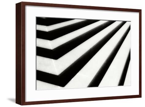 Steps and Shadows I-Alan Hausenflock-Framed Art Print