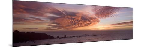 Sunset Sky III-Rita Crane-Mounted Photographic Print