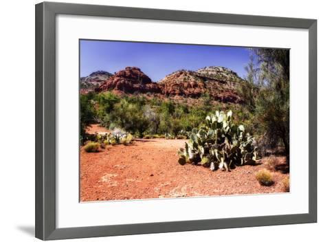 High Desert I-Alan Hausenflock-Framed Art Print