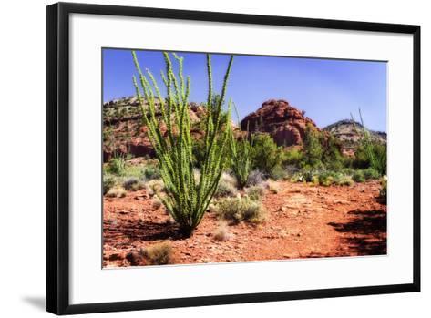 High Desert II-Alan Hausenflock-Framed Art Print