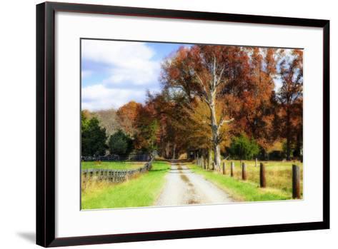 Hopkins Farm-Alan Hausenflock-Framed Art Print