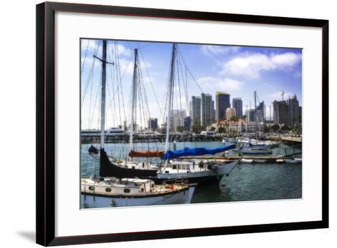 San Diego Que II-Alan Hausenflock-Framed Art Print