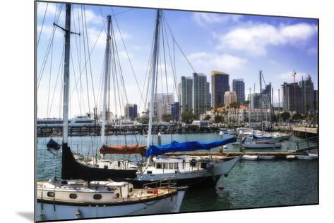 San Diego Que II-Alan Hausenflock-Mounted Photographic Print