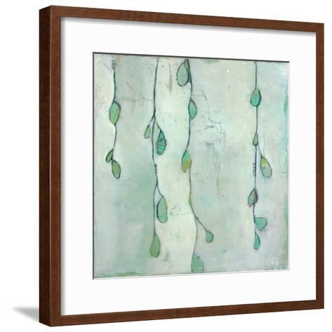 Pod and Vine II-Stephanie Lee-Framed Art Print