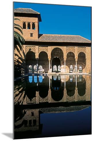 Alhambra, Palace of the Partal, 14th Century--Mounted Photographic Print