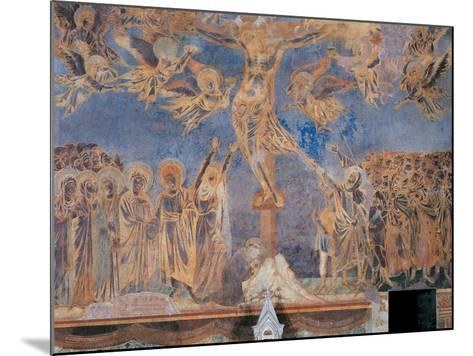 The Crucifixion-Cimabue-Mounted Photographic Print