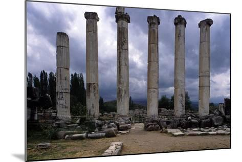 Temple of Aphrodite, 1st Century A.C.--Mounted Photographic Print