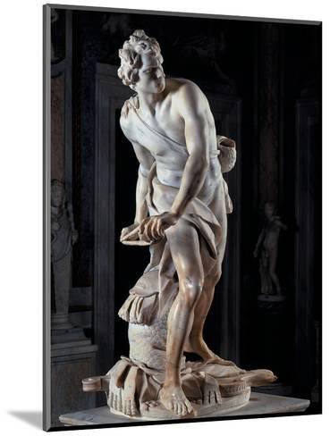 David-Bernini Gian Lorenzo-Mounted Photographic Print