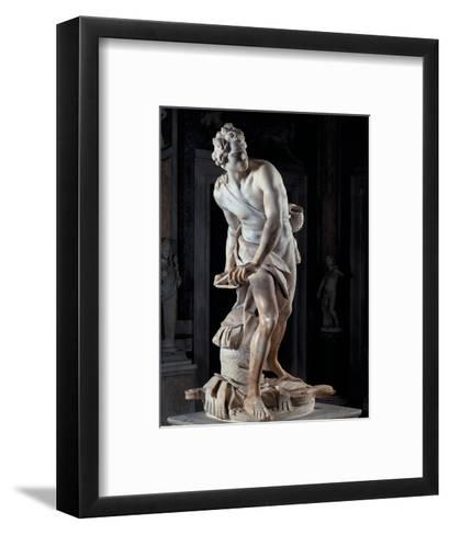 David-Bernini Gian Lorenzo-Framed Art Print