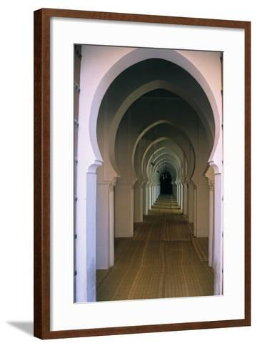 Kutubiyya Mosque, 1158, 12th Century--Framed Art Print