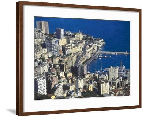 Monte Carlo, Monaco-Philippe Poulet-Framed Art Print