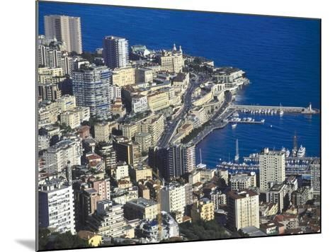 Monte Carlo, Monaco-Philippe Poulet-Mounted Photographic Print