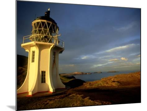 Cape Reinga Lighthouse, New Zealand-Karen Gowlett-holmes-Mounted Photographic Print