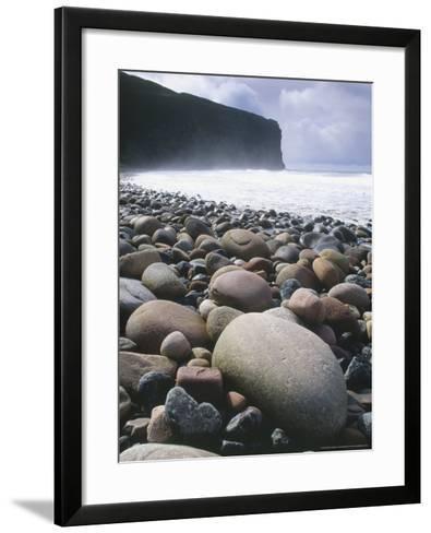 Rackwick-Iain Sarjeant-Framed Art Print
