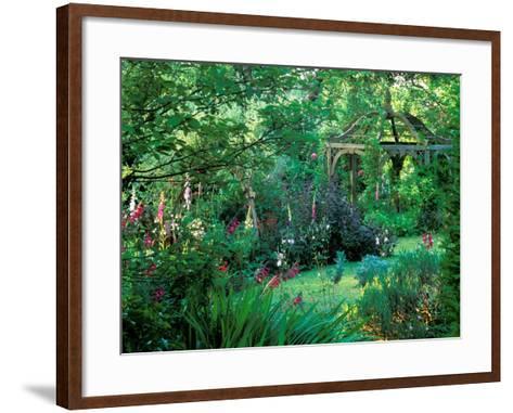A Romantic Retreat-Lynn Keddie-Framed Art Print