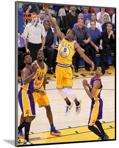 Los Angeles Lakers v Golden State Warriors-Jack Arent-Mounted Photo