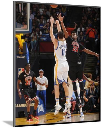 Chicago Bulls v Golden State Warriors-Noah Graham-Mounted Photo