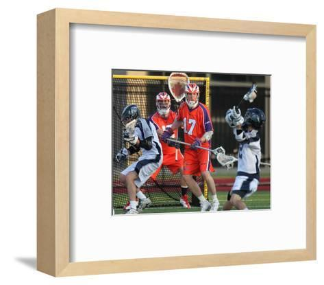 Hamilton, Canada May 19 - Brodie Merrill-Claus Andersen-Framed Art Print