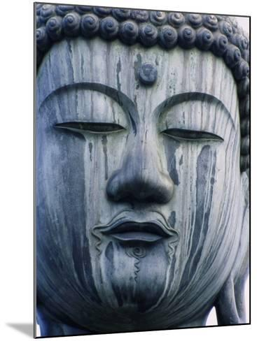 Buddha Statue Japan--Mounted Photographic Print