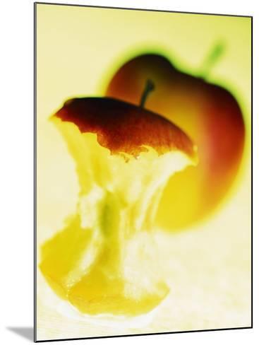 Apple Core-Jo Kirchherr-Mounted Photographic Print