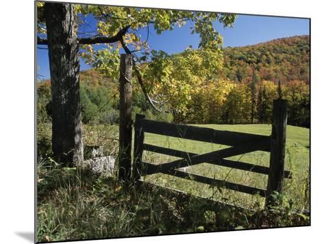 East Orange, Vermont, USA--Mounted Photographic Print