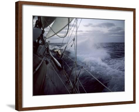Baja Coast, Mexico--Framed Art Print