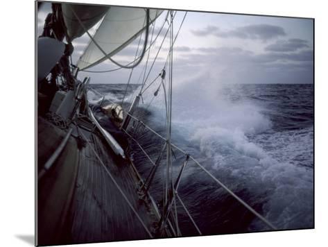 Baja Coast, Mexico--Mounted Photographic Print