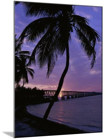 Bahia Honda State Park, Florida, USA--Mounted Photographic Print
