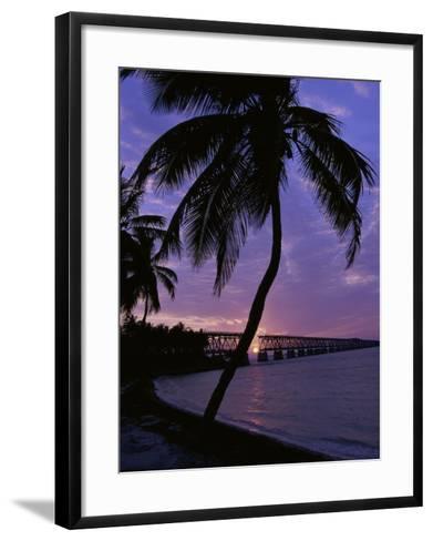 Bahia Honda State Park, Florida, USA--Framed Art Print
