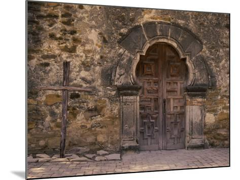 Mission Espada, San Antonio, Texas, USA--Mounted Photographic Print