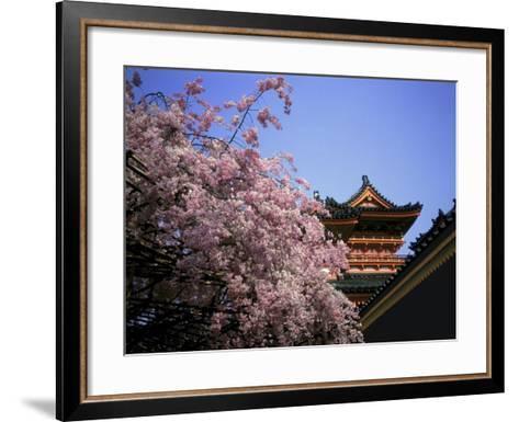 Heian Shrine, Kyoto, Japan--Framed Art Print