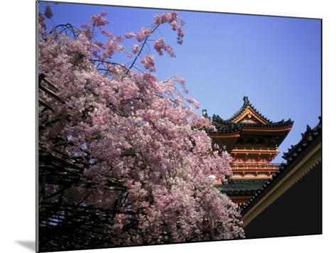 Heian Shrine, Kyoto, Japan--Mounted Photographic Print
