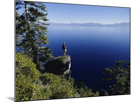 Lake Tahoe, USA--Mounted Photographic Print