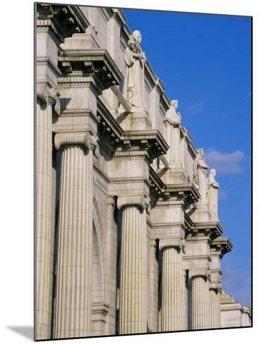 Union Station, Washington, D.C., USA--Mounted Photographic Print