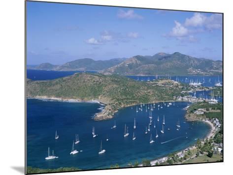 English Harbour, Antigua, Caribbean Islands--Mounted Photographic Print