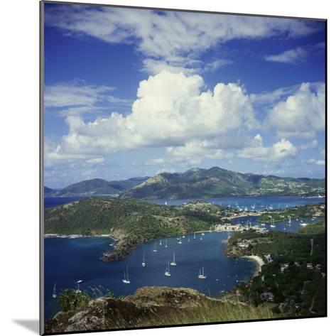 English Harbour, Antigua--Mounted Photographic Print