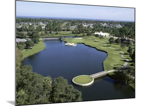 The Plantation Country Club, Jacksonville, Florida--Mounted Photographic Print