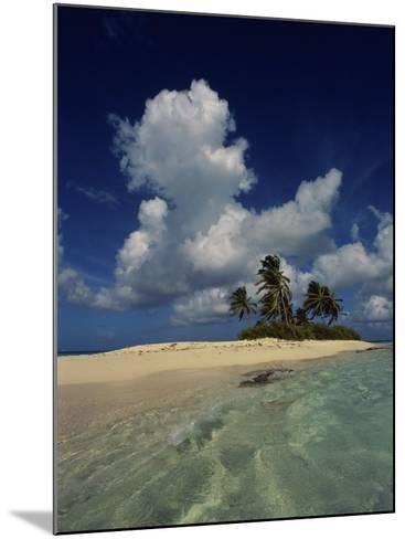 Sandy Island, Anguilla--Mounted Photographic Print